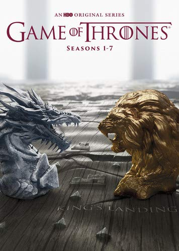 Game of Thrones: The Complete Seasons 1-7 (DVD) (Game A Dvd Of Thrones Box Set)