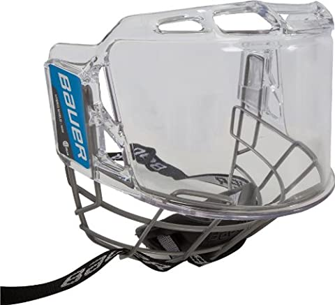 Bauer Hybrid Senior Shield (Small) - Cage Shield