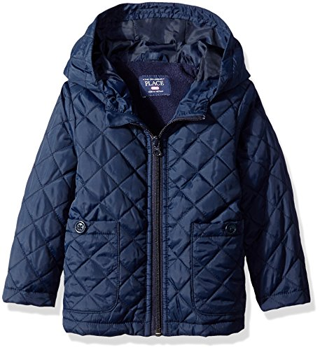 Quilted Uniform Jacket - 1