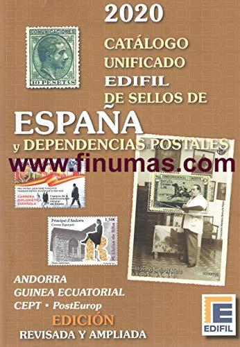 Catalogo EDIFIL Sellos de España y Colonias: Amazon.es: EDIFIL S.A ...