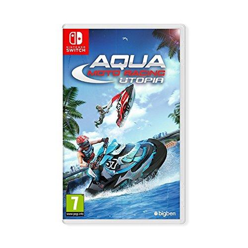 Aqua Moto Racing Utopia (Nintendo Switch) UK (Aqua Skis)