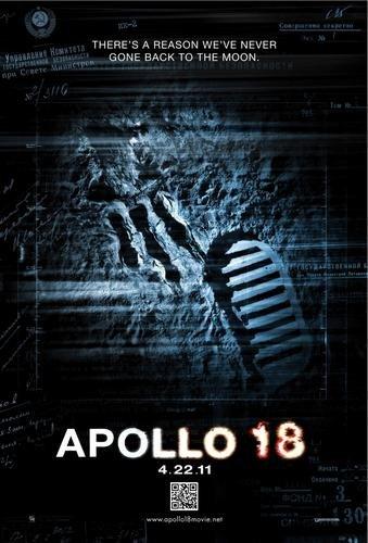 Apollo 18 Mini Poster #01 11x17 Master Print Apollo 18 Poster