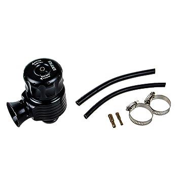 Válvula de Descarga Diesel para automóviles, Universal Car Auto Racing Turbo Aleación de Aluminio 25