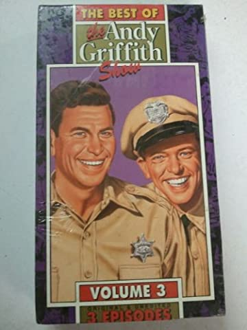 Andy Griffith Show:Best of Vol. 3 [VHS] (Andy Griffith Third Season)