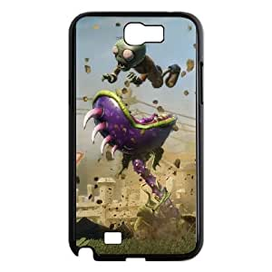 Samsung Galaxy Note 2 Black phone case Plants vs Zombies Birthday gift Best Xmas Gift for Boy JFE4403971