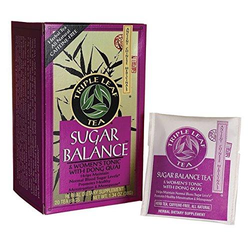 Sugar Balance Women's Tonic Tea 20 BAG