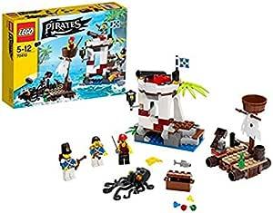 LEGO Pirates - Torre de vigilancia de los Soldados (6100652): Amazon.es: Juguetes y juegos