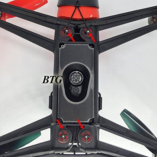 Btg bottom shafts and gears kit for parrot bebop 2 drone for Bebop 2 motor repair kit