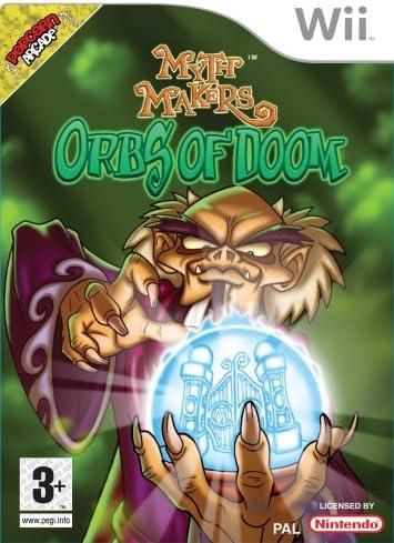 Myth Makers: Orbs of Doom (Wii) [Importación inglesa]: Amazon.es ...