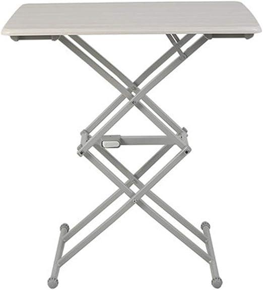 Mesa Plegable -GR Elevador portátil Mesa plegable Pequeña mesa de ...
