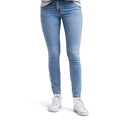 Levi's 720 High Rise Super Skinny Jeans: Clothing