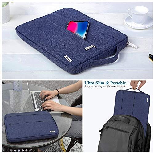5179e32c8250 Voova 11 11.6 12 Inch Laptop Sleeve Case Cover, Water Resistant ...