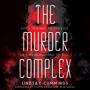 The Murder Complex Audiobook