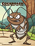 Cockroach Coloring Book for Kids