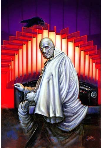 VINCENT PRICE PHIBES POSTER ART PRINT ABOMINABLE DR CLASSIC HORROR MOVIES
