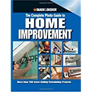 Amazon Lightning Deal 61% claimed: Black & Decker The Complete Photo Guide to Home Improvement: More Than 200 Value-adding Remodeling Projects