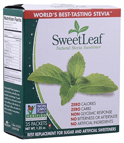 Sweetleaf, Stevia, 35 Count