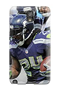 Seattleeahawks Case Compatible With Galaxy Note 3/ Hot Protection Case