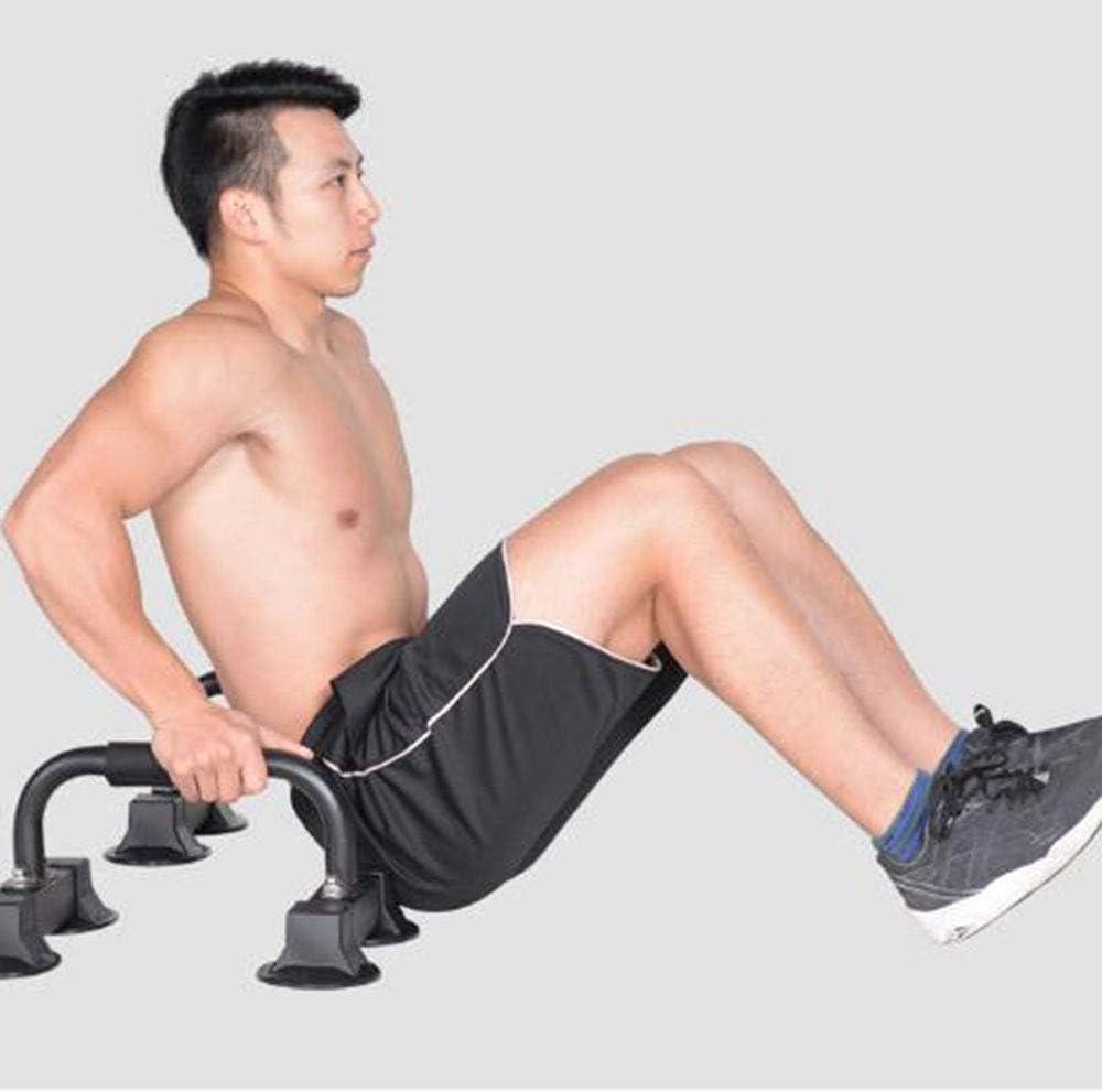 ZLBZBB Barra de Empuje Fitness Soporte de flexión Mango ...