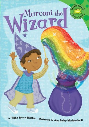 Download Marconi the Wizard (Read-It! Readers) pdf