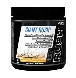Giant Sports Rush, Mango Madness, 0.126 Pound