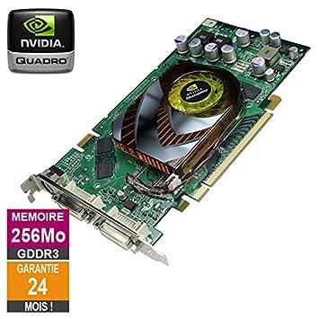 Tarjeta gráfica Nvidia Quadro FX 1500 256MB GDDR3 PCI-e DVI ...