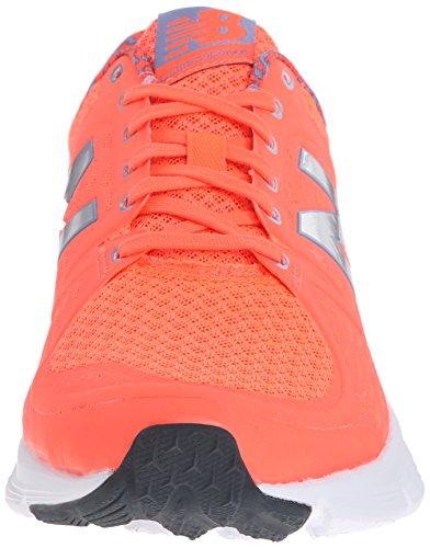 Nuovo Equilibrio Womens W775v2 Scarpa Da Corsa Arancione / Argento