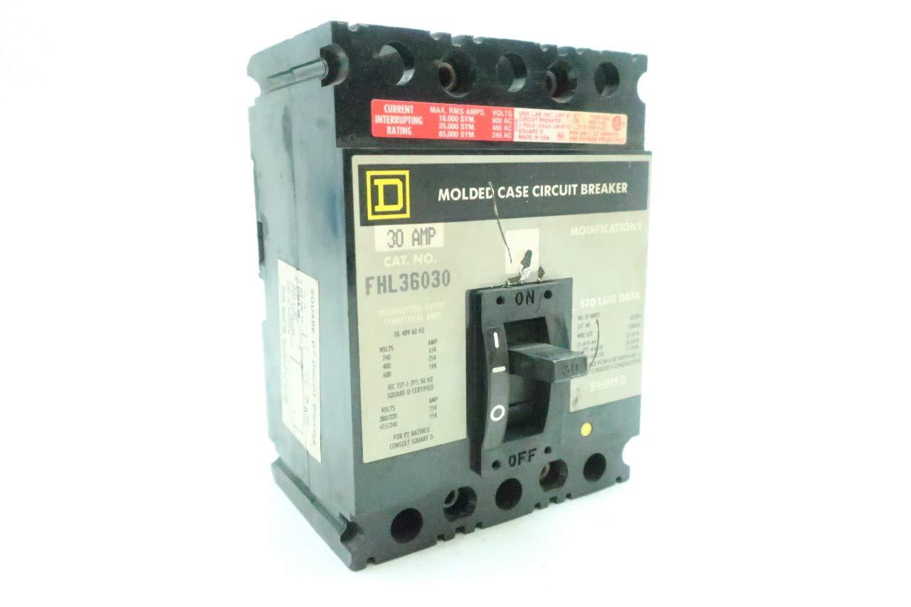 QOB2125 SQUARE D 2POLE 125AMP 240V CIRCUIT BREAKER NEW IN BOX!