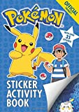 The Official Pokémon Sticker Activity Book (Pokemon)
