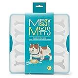 Messy Mutts Bake & Freeze Silicone Dog Treat Maker