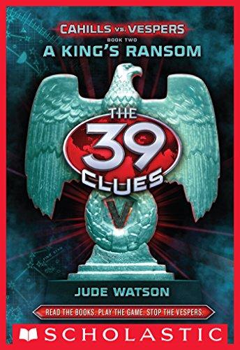 kindle 39 clues - 2