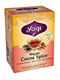 Yogi Tea Mayan Cocoa Spice, 16-count (Pack of6), Packaging May Vary