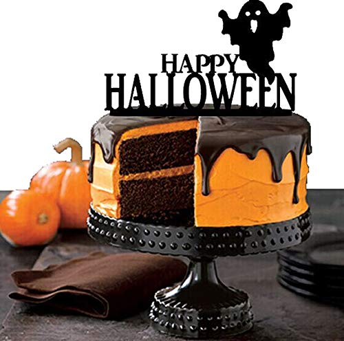 Halloween Style Food ([USA-SALES] Halloween Cake Topper Sellection,