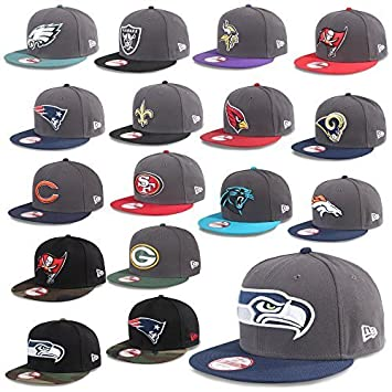 New Era Cap 9Fifty Gorra NFL Seahawks Raiders Patriots raiders ...