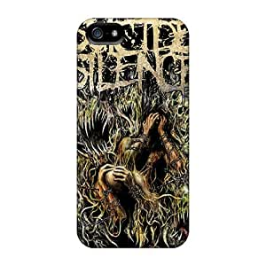 For Iphone Case, High Quality Suicide Silence For Iphone 5/5s Cover Cases