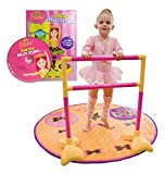 Wiggles Emma Bowtiful Studio Ballet Bar, Multicolor
