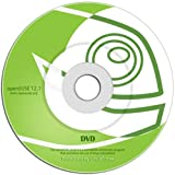 OpenSuse 12.1 [32-bit edition DVD] plus Quick-Reference Guide