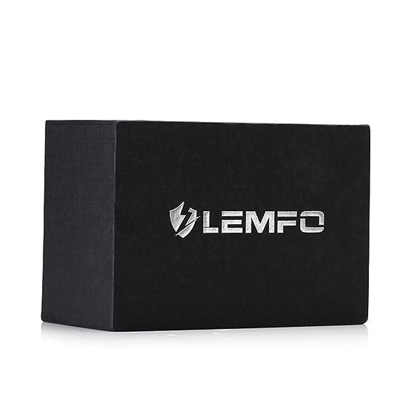 LEMFO LEM5 Reloj Inteligente Android 5.1 MTK6580 Quad Core 1GB ...
