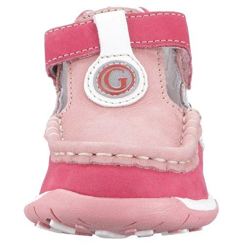 Giesswein - Zapatos de cuero para niños Rosa