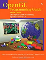 OpenGL Programming Guide, 8th Edition Front Cover