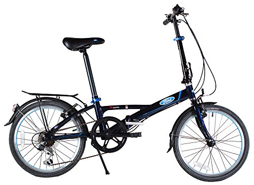 Ford 9 Gear Ratios - Ford by Dahon Muon 7 Speed Folding Bike (Wheel/Frame Size 20