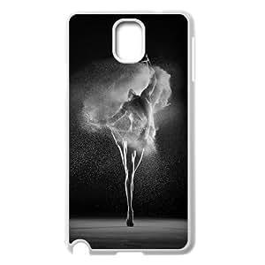 Best Quality [LILYALEX PHONE CASE] Elegent Dancer For Samsung Galaxy NOTE3 CASE-6