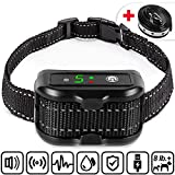 Dog Bark Collar - Elite Barking Collar Q6 with Humane Static Vibration Correction