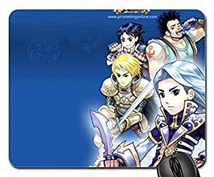 Pirate King Online Mouse Pad, Mousepad (10.2 x 8.3 x 0.12 inches)