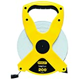 Stanley 34-793 200-Foot Open Reel Fiberglass Long Tape Rule