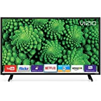 VIZIO 43-Inch 1920 x 1080 Smart LED TV D43-D2 (2015) (Certified Refurbished)