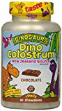 KAL Dino Colostrum Chocolate Chewables, 300 mg, 60 Count For Sale
