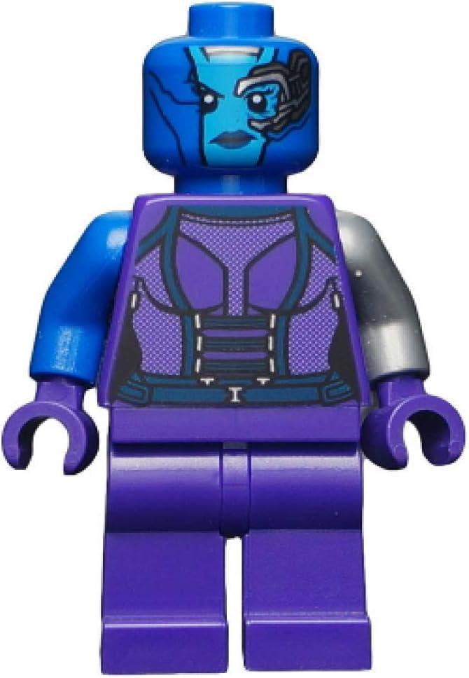 loose Lego Super Heroes Guardians Of The Galaxy Nebula minifigure