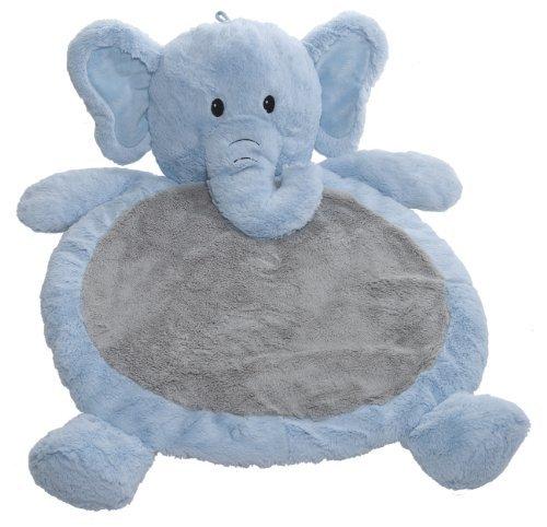 Mary Meyer Bestever Baby Mat, Elephant Blue by Mary Meyer