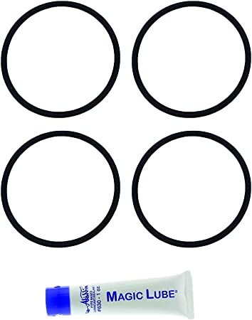 Chlorinator O-ring 2-pack Replacement for Pentair Rainbow 300//320 R172009 O-283
